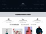 Boutique musulmane en ligne