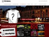 Flocage sérigraphie Lille  - Lille City Shop flocage tee shirt textile à Lille