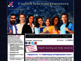 Ressources gratuites pour apprendre l'anglais: textes, jeux de langue, grammaire anglaise