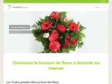 la livraison de fleurs