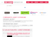 Comparatif Livret Epargne - Comparateur compte Epargne, placement