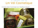Achat Huile d'Argan cosmétique bio - LM VDI Cosmetique