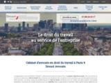 Cabinet d'avocats Paris – Droit du travail   Drouot Avocats