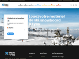 Loca Skis Location Snowboards Vêtements Ski Lyon