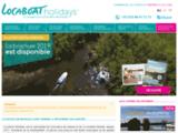 Navigation fluviale sur le Canal de Bourgogne