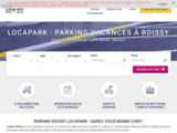 Parking Roissy | LocaPark Roissy parking CDG pas cher