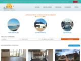 Agence immobilière SARL LES MIMOSAS GESTION de location d'appartement, de villa et gestion sur Frejus