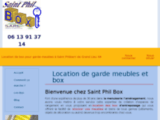 Location garde meubles, box et self stockage à Nantes 44