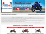 Location de moto | Centre Hamel Honda