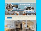 Location en Ré : vacances à Rivedoux Plage