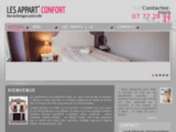 Gite Rennes : des location d' appartements meublés en Bretagne