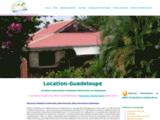 Location Gîtes et Villas en Guadeloupe Basse-Terre Deshaies et Sainte-Rose.