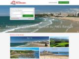Location Pays Basque, annonces vacances, a l'année, 64
