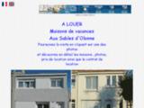 location immobiliere MAISON appartement VILLA de vacances pour 6 ou 8 personnes aux SABLES D'OLONNE, location immobilier en vendée 85