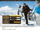 Location ski La Clusaz : SKI FUN