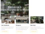 Anne de la Maison Blanche – Location de tourisme à Avignon