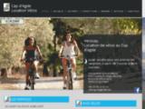 Location, louer un vélo au Cap d'agde