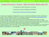 Locations de vacances a Nevache : Studio, appartement, gite, maison, chalet