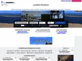 Location Arcachon : annonces de locations d'appartements studios ou maisons à louer à Arcachon