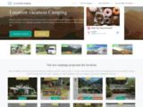 Location Camping : Annuaire des locations et réservation de campings en France