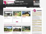 Location Appartement Honfleur - locations de caractere a Honfleur en Normandie
