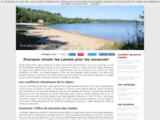 Location Landes Vacances: Location de Mobilhomes mobil home mobilhome MOBIL HOME MOBILHOME sur un camping 4**** dpt 40