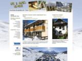 Location appartement les 2 Alpes, chalet Venosc - Rhône Alpes