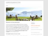 locations vacances Corse - vacances corse