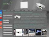 Service Events, location de vidéoprojecteurs