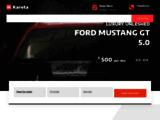 Location de voiture pas chère à Tunisie
