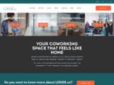 Lodge Co., une entreprise de location d'espaces de coworking