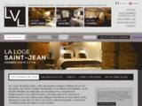 Loge Saint Jean, chambre d'hôtes de charme dans le vieux Lyon | Gîte de charme membre des Loges du Vieux Lyon
