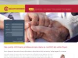 Infirmière à domicile Mons
