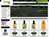 Lombok-shop : Parfums de Grasse, paniers sac cabas, bougies, vintage