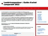 Lombricomposteur : guide complet de l'année