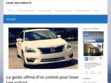 Louer-une-voiture.fr, guide de location de voiture