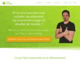 Augmenter le trafic de son site avec un consultant SEO - Louis Maîtreau