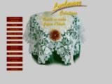 Bijoux et parures en dentelle au crochet
