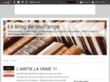 Le blog de loull'ange