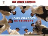 Lous Crabots de semisens : groupe folklorique sur échasses