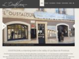Hotel Alpilles - Restaurant Maussane les Alpilles - Hotel de charme Vallée Baux de Provence
