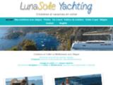 Croisières en Voilier en Méditerranée - LunaSole Yachting
