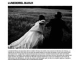 Bijoux de mariage pour mariee et demoiselle d'honneur Lunedemiel-bijoux
