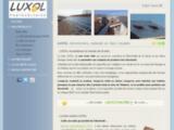 Tuile photovoltaïque intégrée en toiture - LUXOL photovoltaics