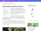 Ma Débroussailleuse — Le guide d'achat et comparatif des débroussailleuses