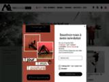Boutique vêtements de yoga en ligne