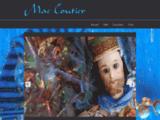 arts baroque, collage, bois, métal, matériaux divers
