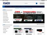 Mach33, vente de scanners, conseils et sav. agréé Canon et fujitsu