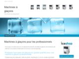 machineaglacons.pro : Choisir une machine à glaçons professionnelle