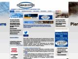 Comascotec : Le façonnage du verre et de la pierre